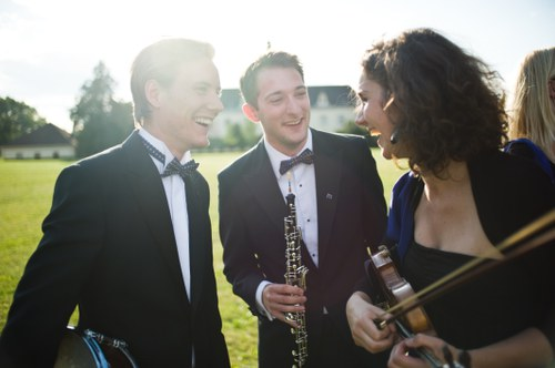 European Union Youth Orchestra (Orchestra in Residence) © Manfred Klimek