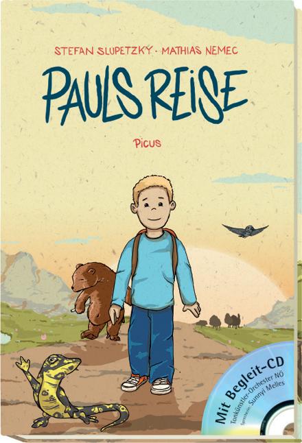 Buch, gebunden, illustriert, mit Begleit CD www.picus.at  Preis € 18,00