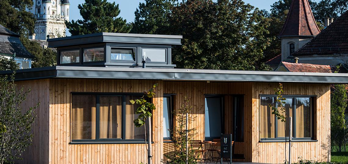 Grafenegg Cottages © Nik Pichler