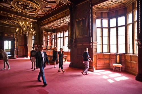 Prunkräume im Schloss