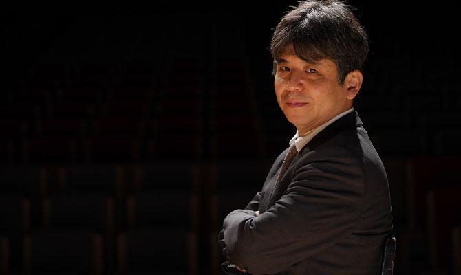 Toshio Hosokawa © Kaz Ishikawa