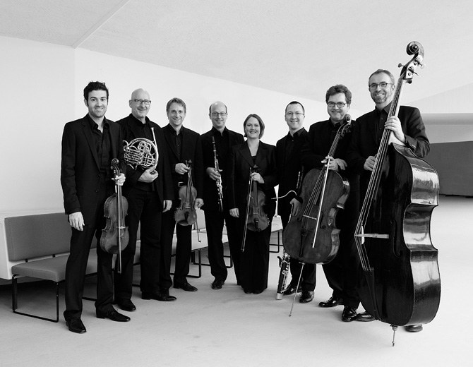 Scharoun Ensemble Berlin • ensemble © Ali Ghandtschi