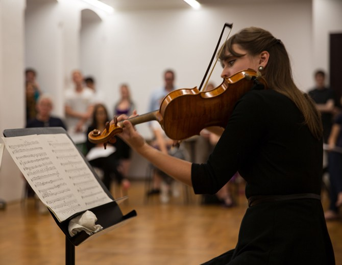 European Union Youth Orchestra • Ensemble © Manuel Pammer