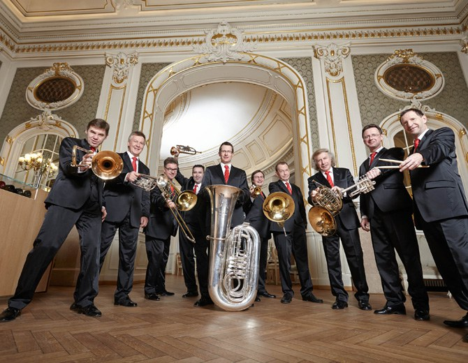 German Brass • ensemble © Grafenegg