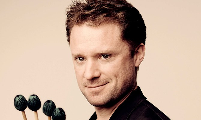 Colin Currie © Marco Borggreve